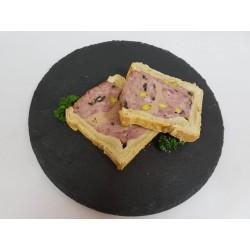 Paté croute de Canard