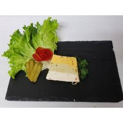 Mousse aux 3 légumes ~100g (1tranche)