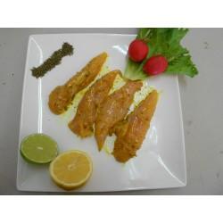 Aiguillette mariné citron ~200g