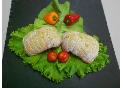Ballotin de poulet moutarde (1pièce) 240gr~280gr