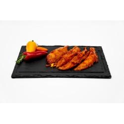 """Aiguillettes de poulet marinées """"Pesto Rosso"""""""