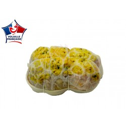 Ballotin de poulet moutarde